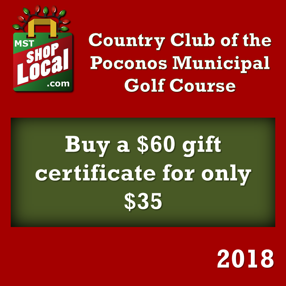 Country Club of the Poconos Golf Course at Middle Smithfield