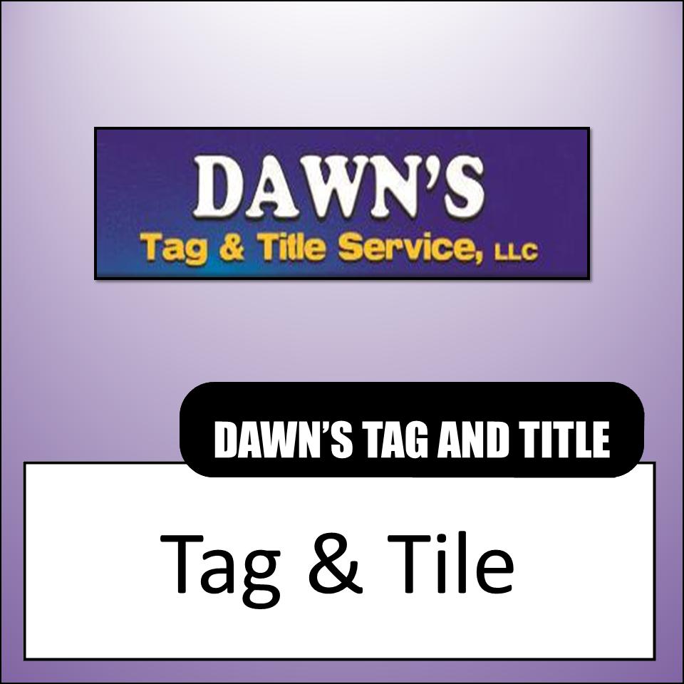 Dawn's Tag & Title Service