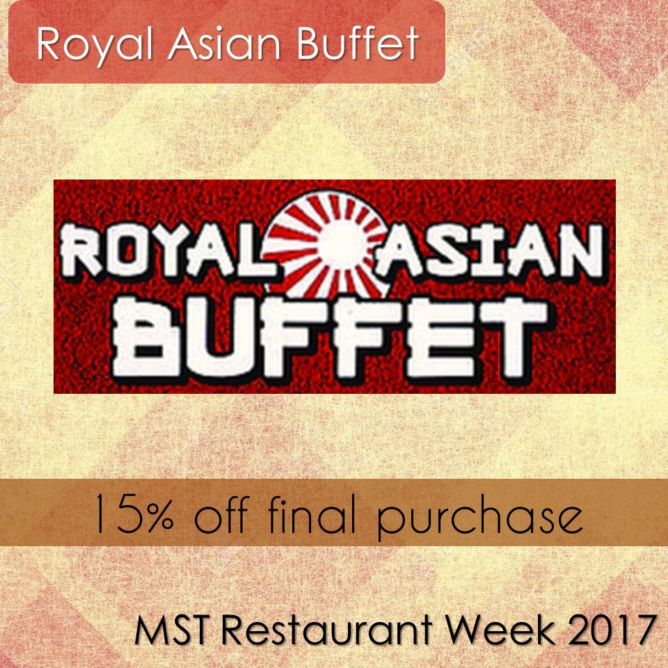 Royal Asian Buffet