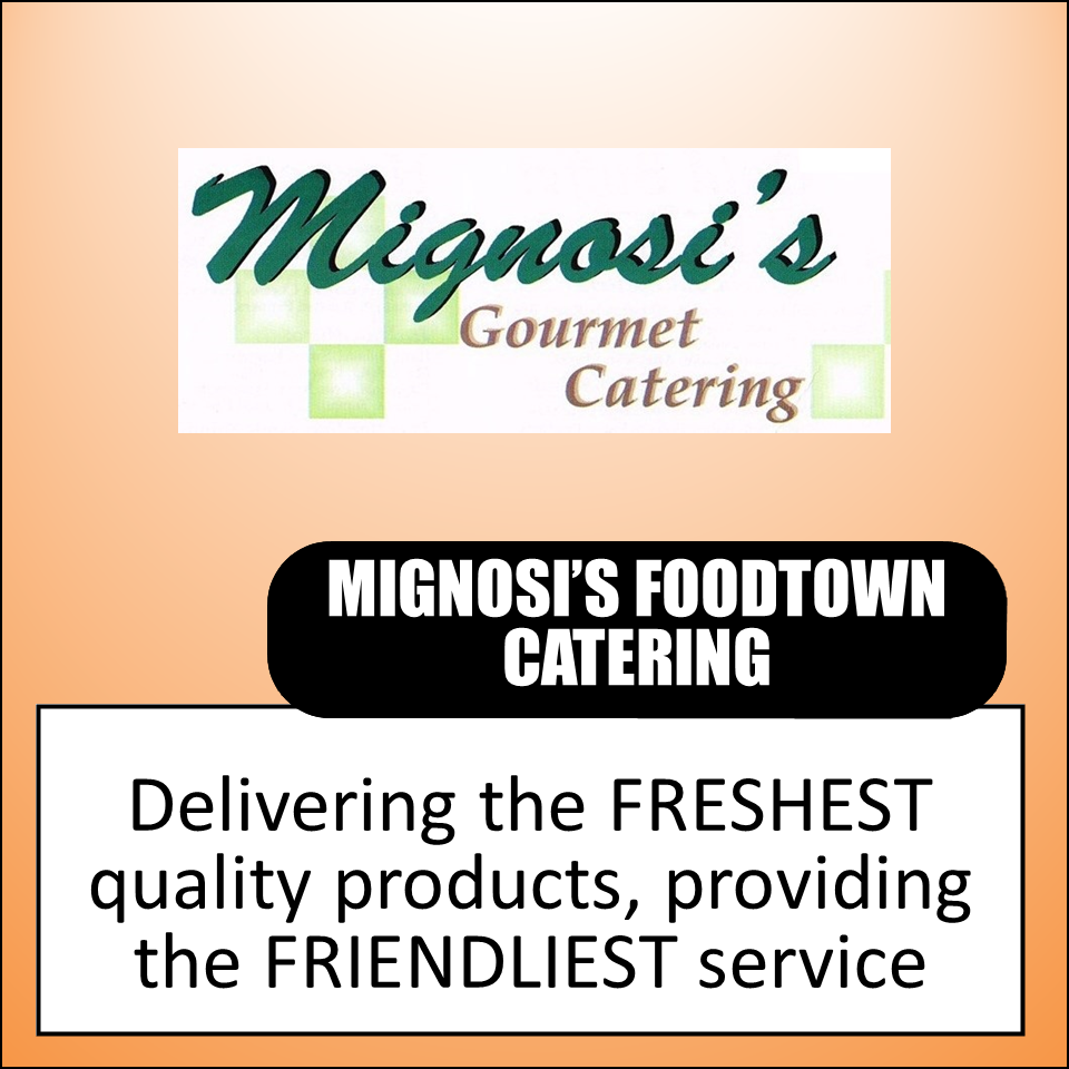 Mignosi's Foodtown Catering