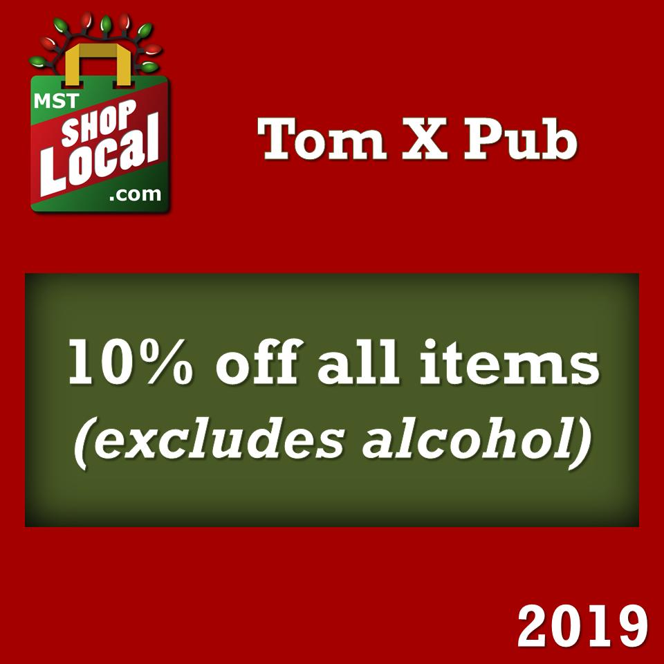 Tom X Pub