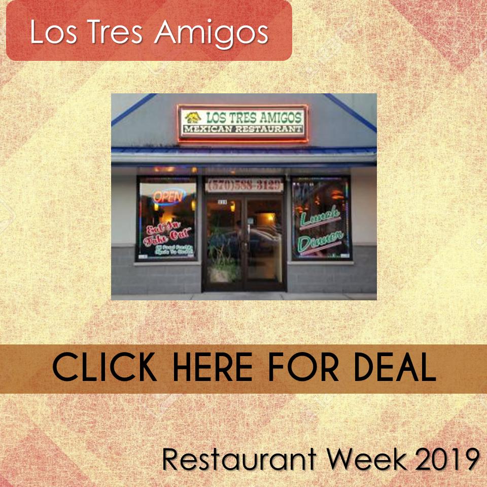 Los Tres Amigos Mexican Restaurant