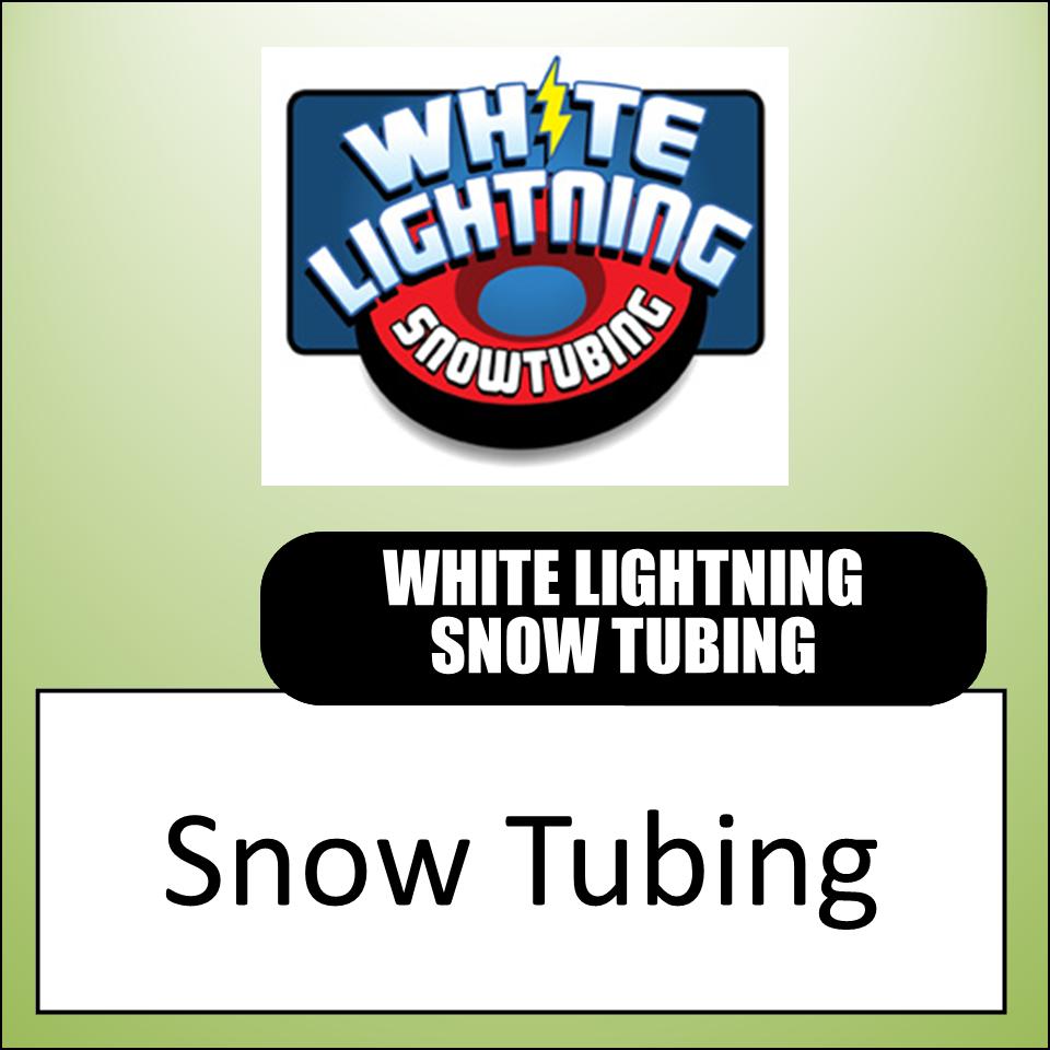 White Lightning Snowtubing