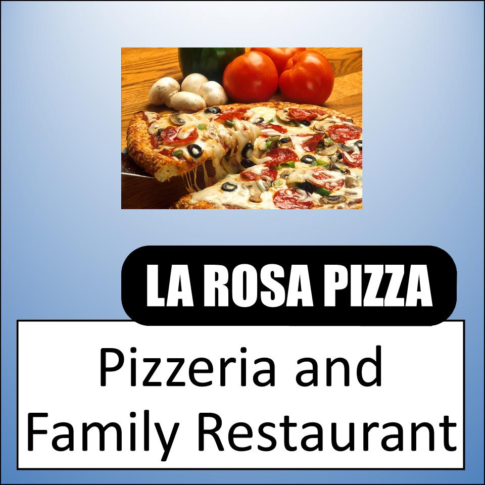 La Rosa's Pizza