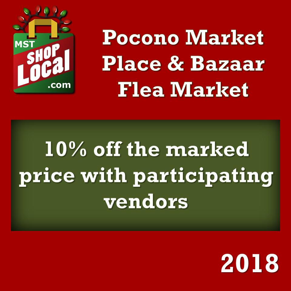 Pocono Bazaar Flea Market