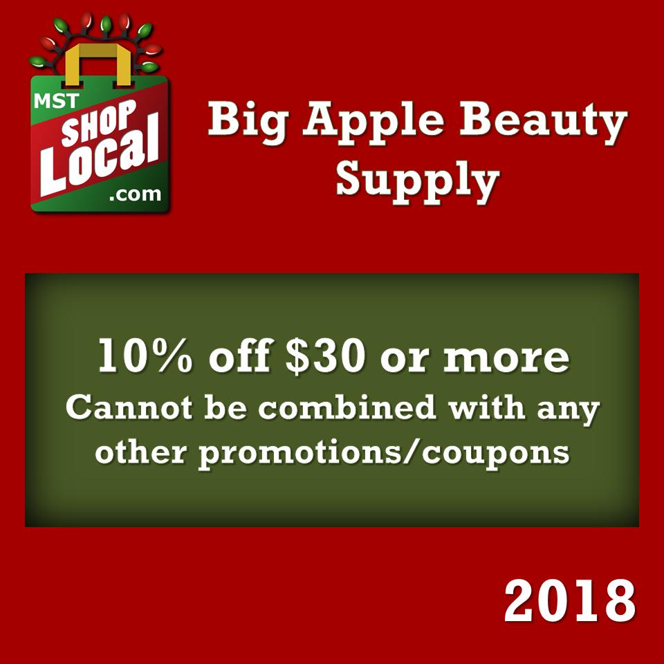 Big Apple Beauty Supply