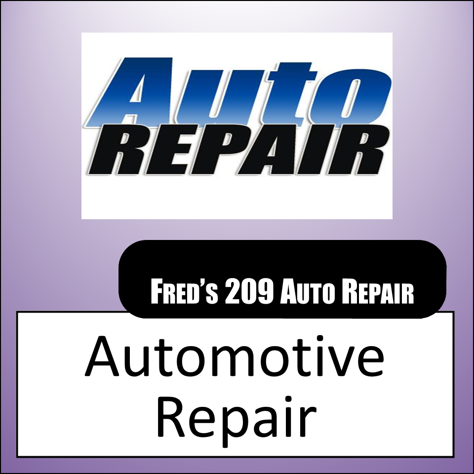 Fred's 209 Auto Repair