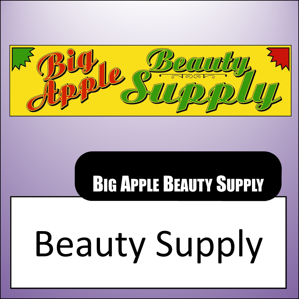 Big Apple Beauty Supply