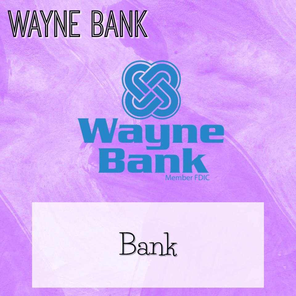 Wayne Bank