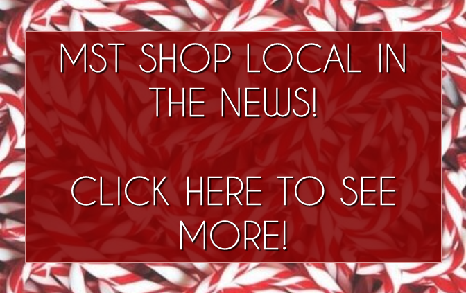 Shop Local News Icon