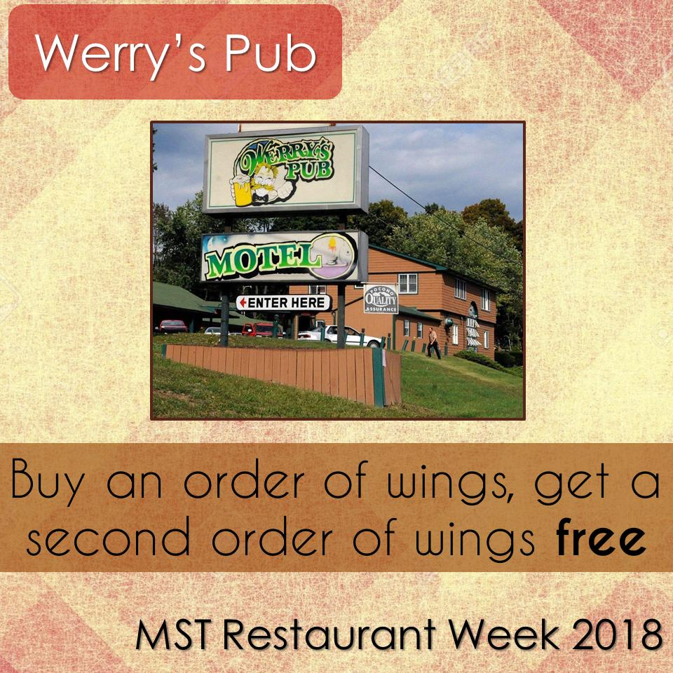 Werry's