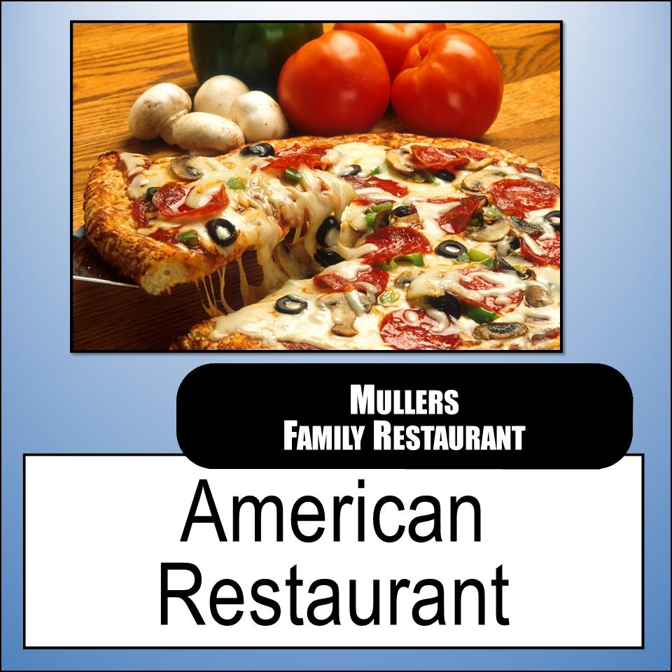 Muller's Family Restaurant