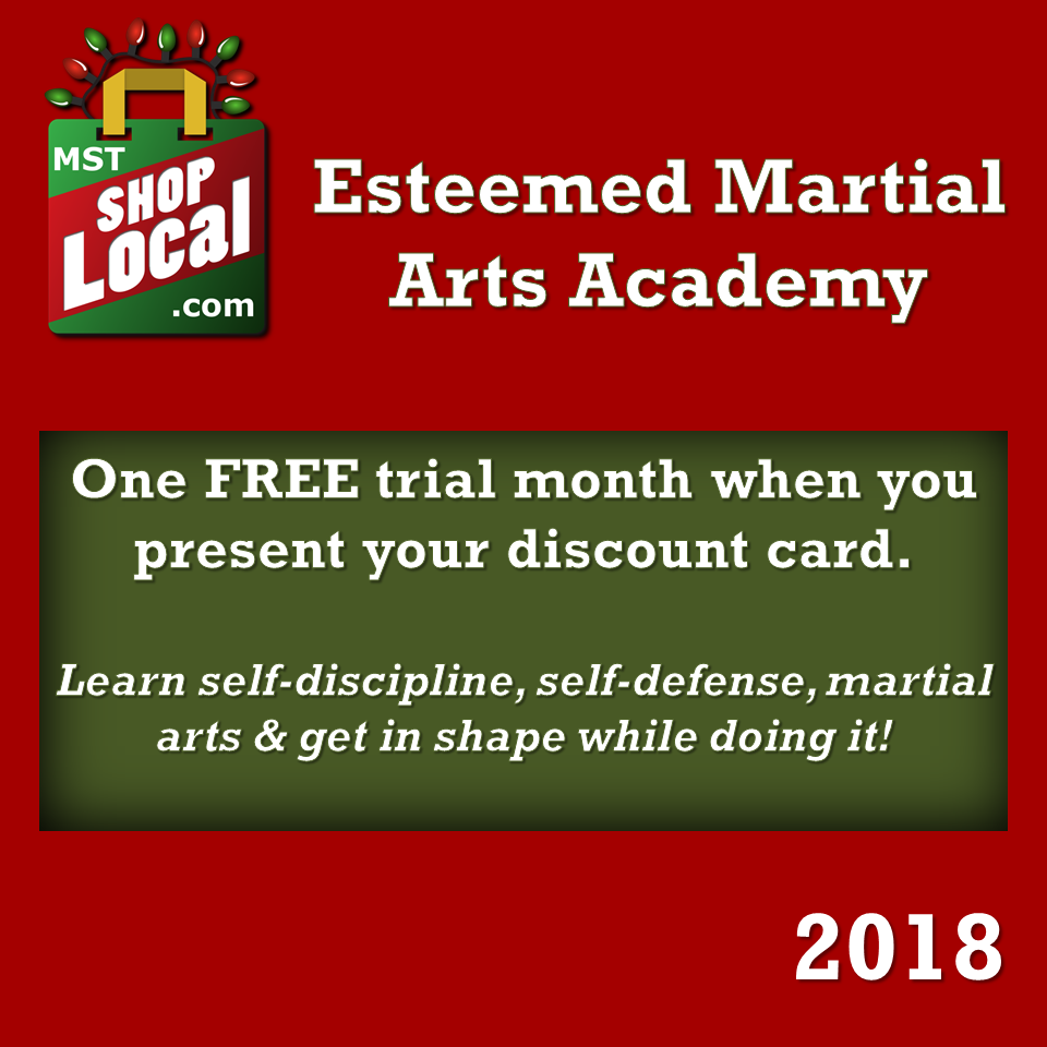 Esteemed Martial Arts