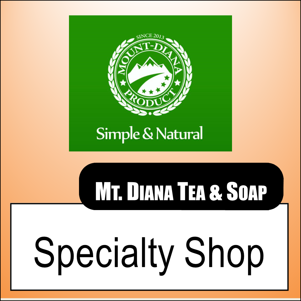 Mount Diana Tea & Soap