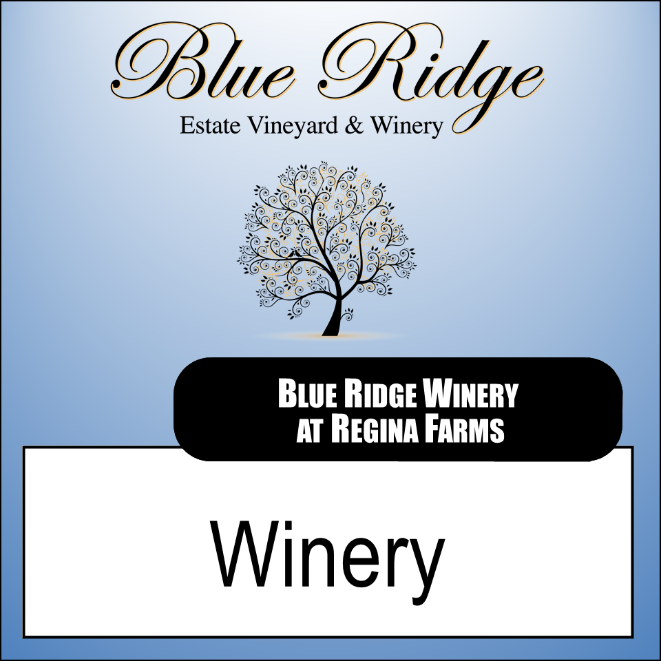 Blue Ridge Winery at Regina Farms