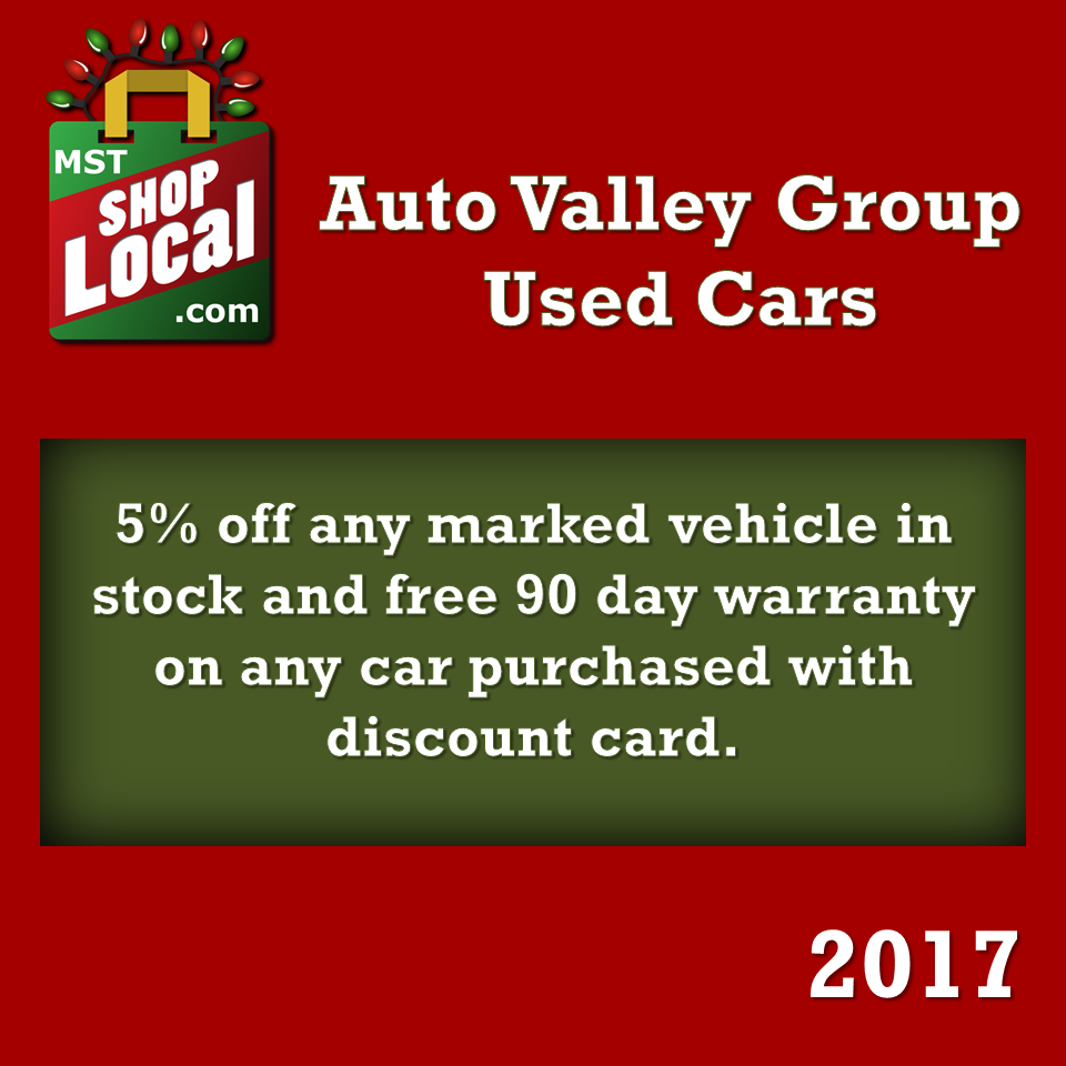 Auto Valley Group Used Cars