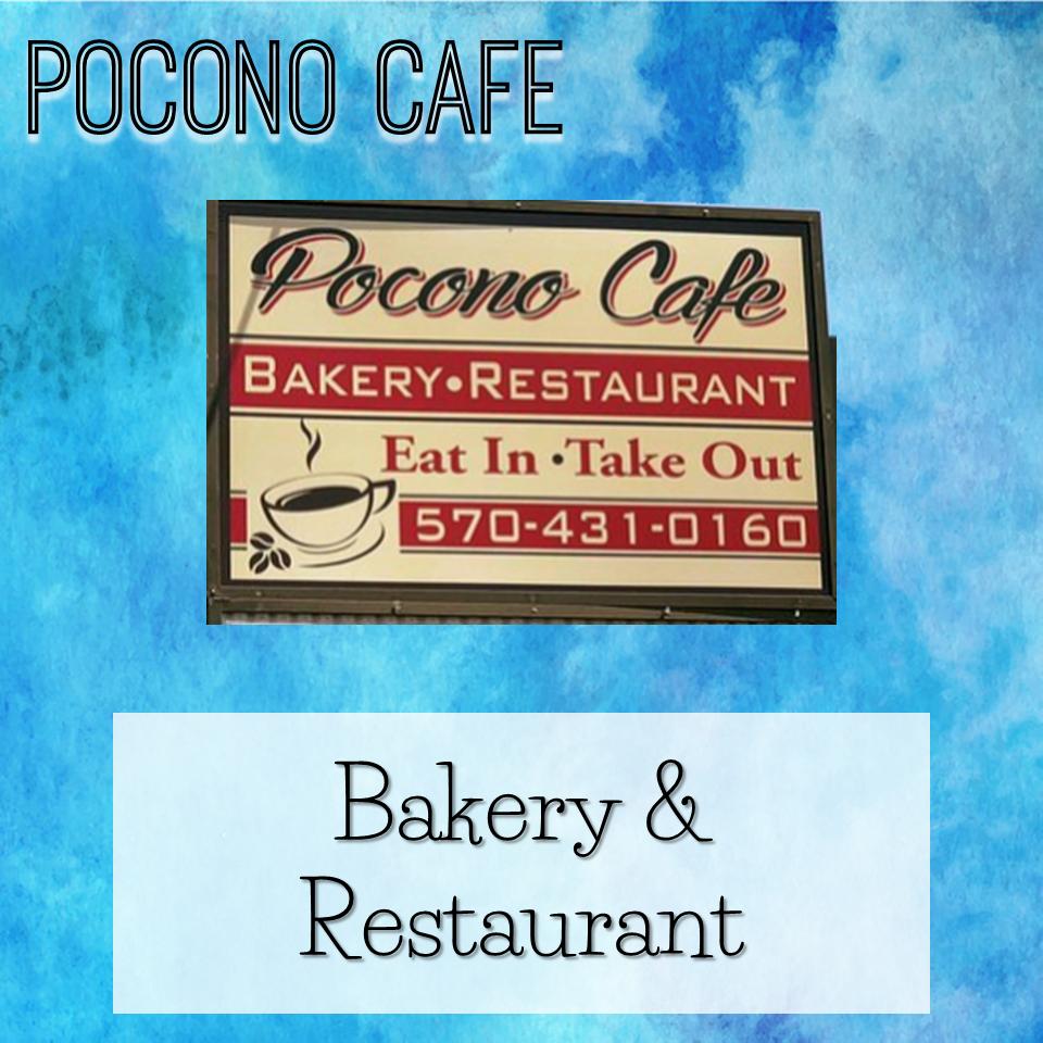 Pocono Cafe