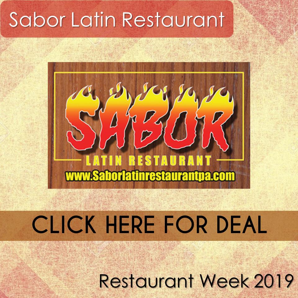 Sabor Latin Restaurant