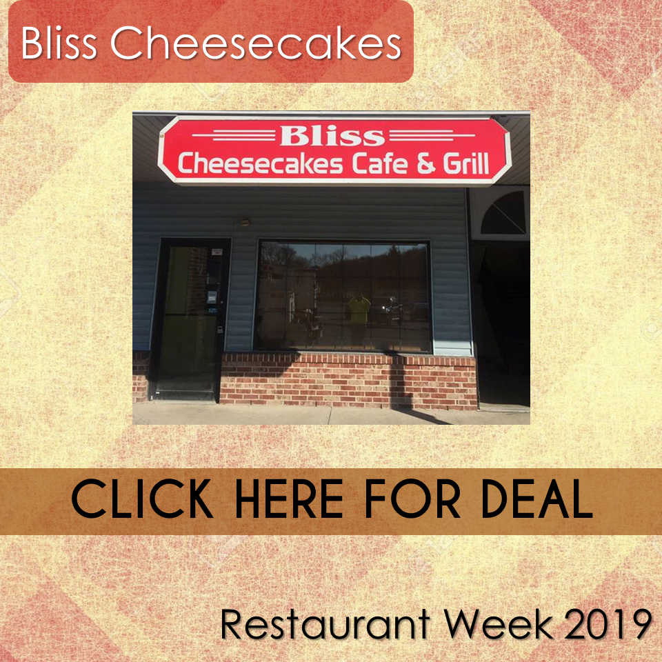 Bliss Cheesecakes Cafe and Grill