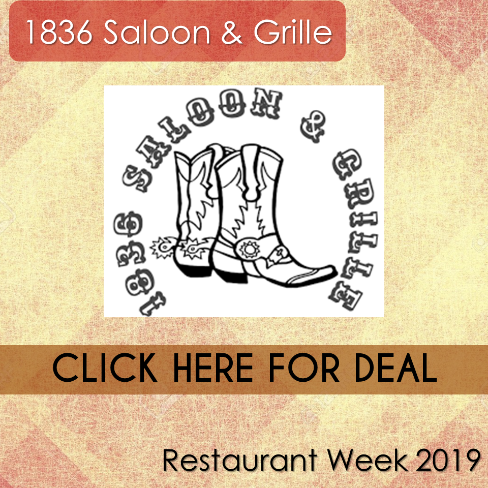 1836 Saloon Bar & Grill