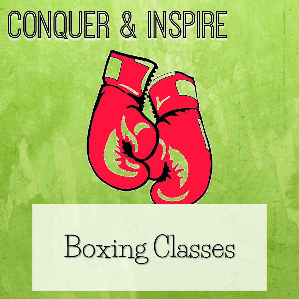 Conquer and Inspire Boxing