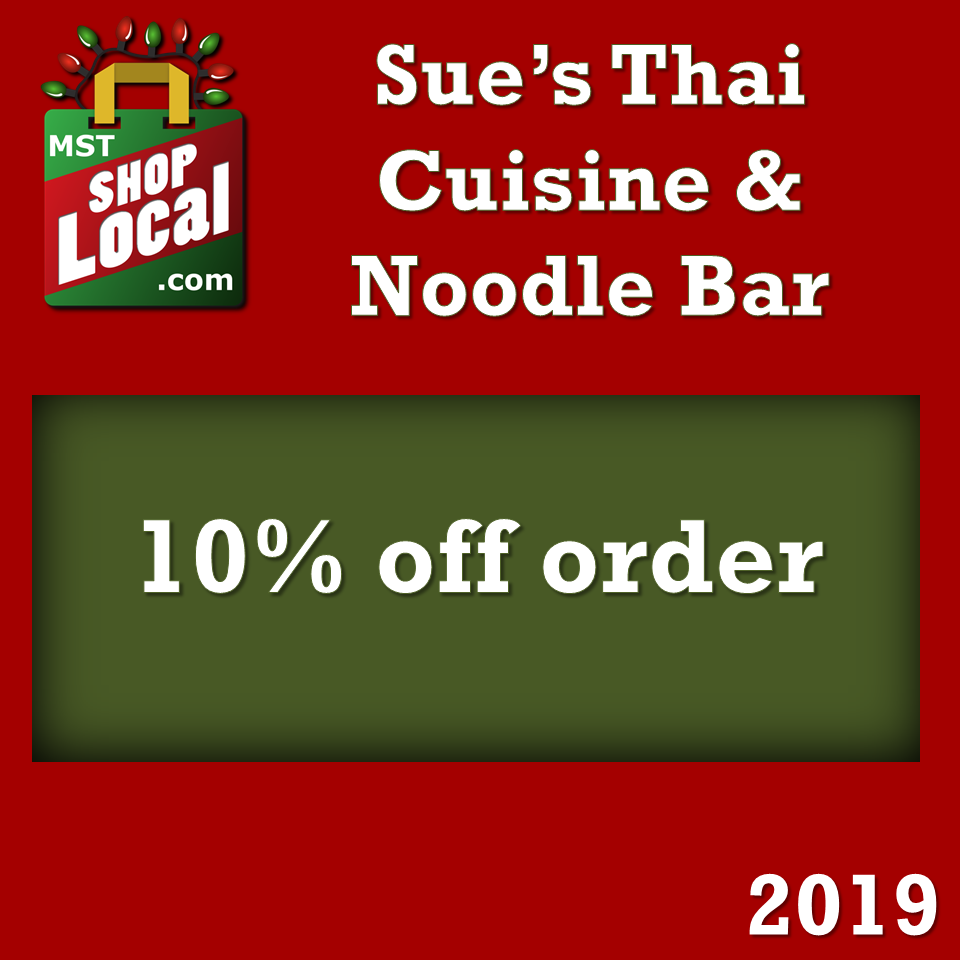 Sue's Thai Cuisine & Noodle Bar