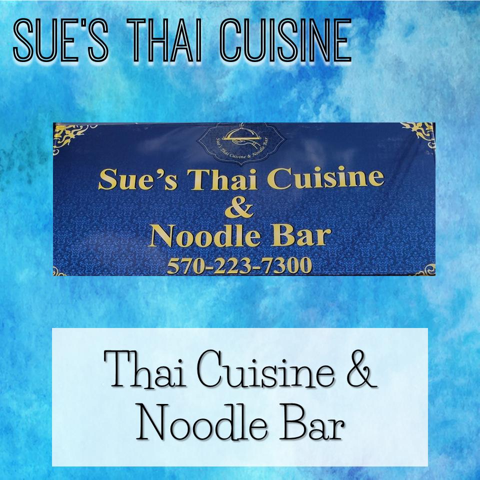 Sue's Thai Cuisine & Noodle Bar